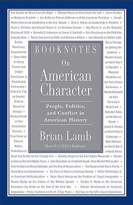 Booknotes on American Character