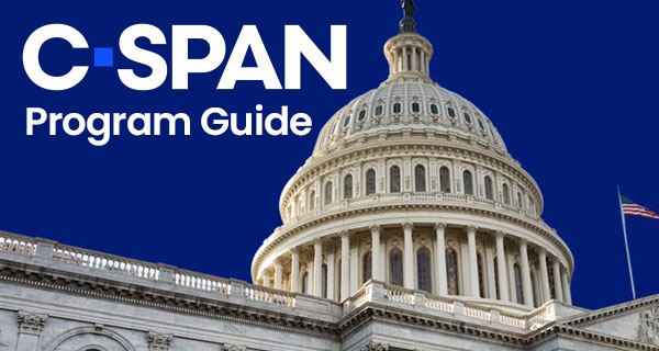 It's just a photo of C Span Printable Tv Schedule with regard to cable