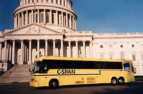 C-SPAN Bus