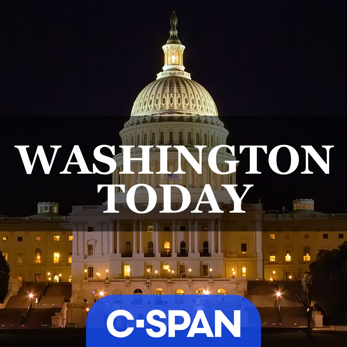 C-SPAN Radio - Washington Today