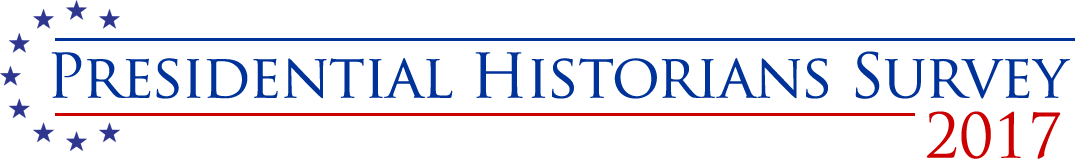 2017 Presidential Historians Survey