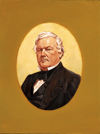 Portrait of Fillmore