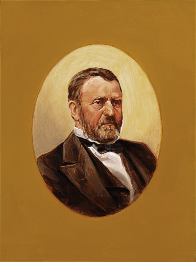 Portrait of Grant