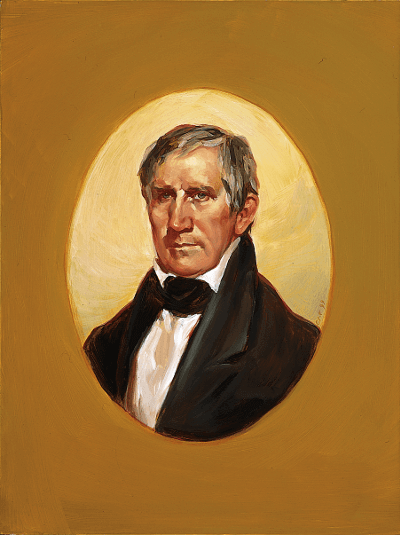 Portrait of Harrison