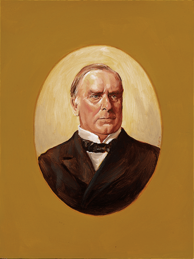Portrait of McKinley