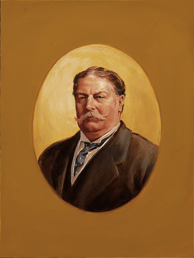 Portrait of Taft