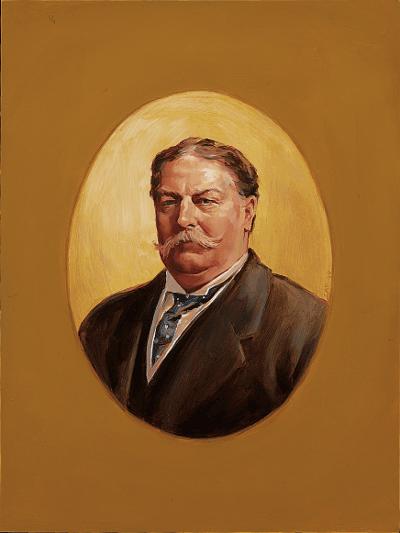 Portrait of Taft