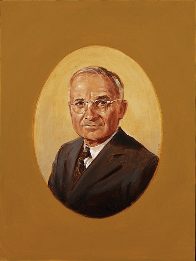 Portrait of Truman