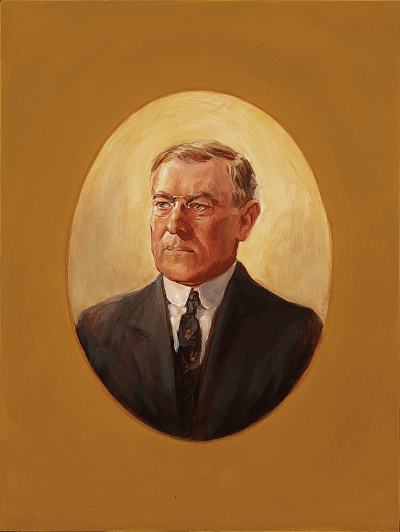 Portrait of Wilson