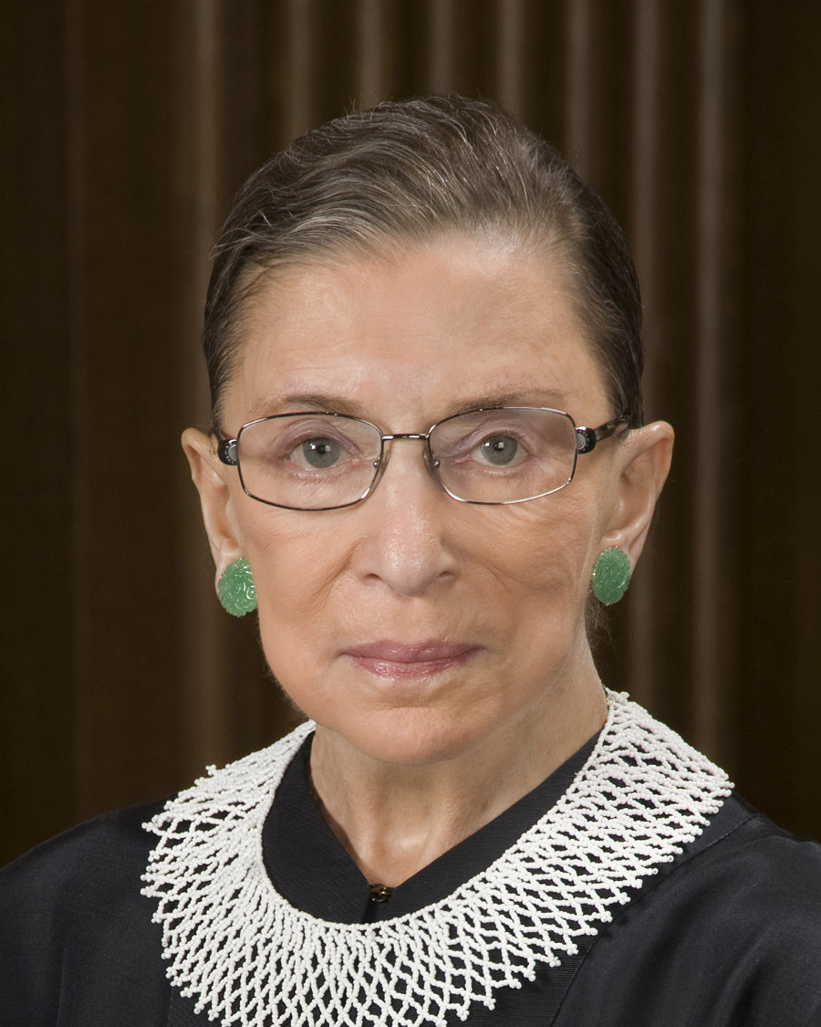 Portrait of Ginsburg