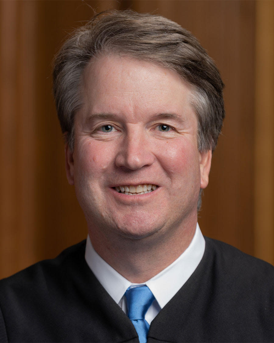 Portrait of Kavanaugh
